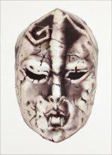 ジョジョの奇妙な冒険 石仮面のペーパークラフト